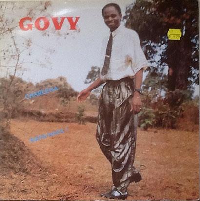 Govinal Ndzinga-Essomba - Govy (Vinyl, LP)
